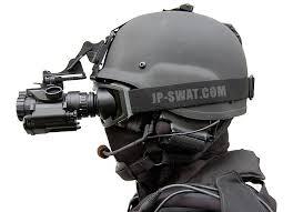 特殊部隊 ヘルメット