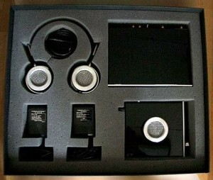 ワイヤレスヘッドホンシステム FREESYSTEMS FG-1