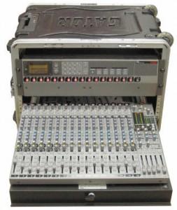 Fostex ライブレコーディングミキサー LR16