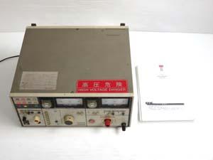 菊水 KIKUSUI 耐電圧絶縁抵抗試験器 買取