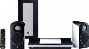 ヤマハ DVDホームシアターシステム