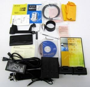 パルストータルステーションGPT-9005AC付属品