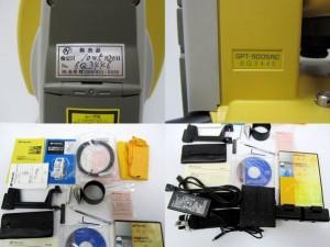 トプコン パルストータルステーション GPT-9005AC買い取り
