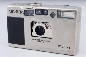 ミノルタ コンパクトフィルムカメラ